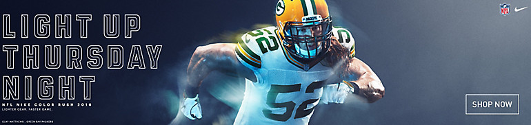 Packers Color Rush