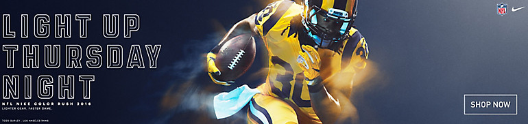 Rams Color Rush