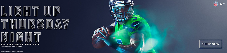 Seahawks Color Rush