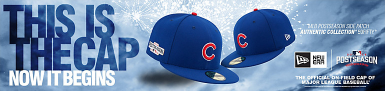 Chicago Cubs New Era Caps