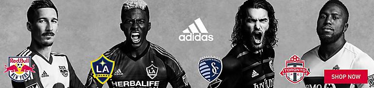 Adidas MLS Gear