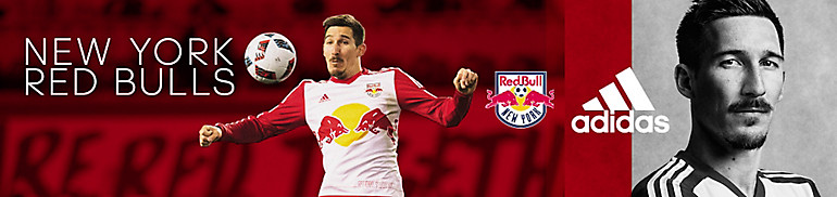 Shop New York Red Bulls Gear