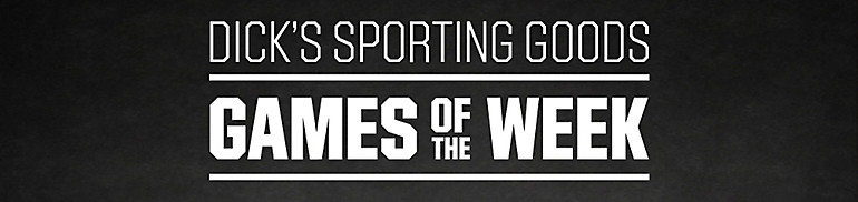 NCAA Games Of The Week