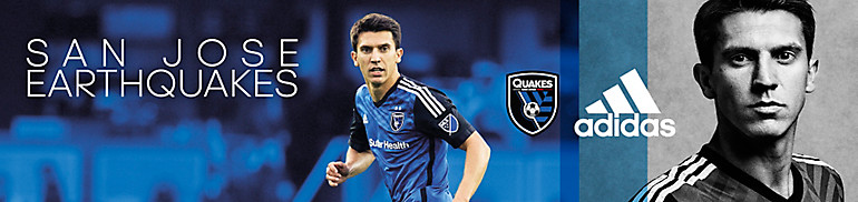 Shop San Jose Earthquakes Gear