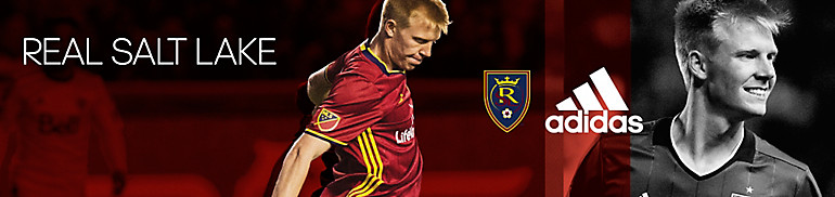 Shop Real Salt Lake Gear
