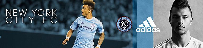 Shop New York City FC Gear