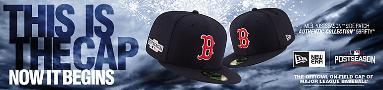 Red Sox Postseason Hats