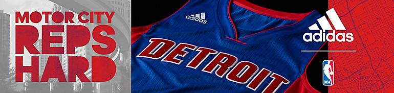Detroit Pistons Gear
