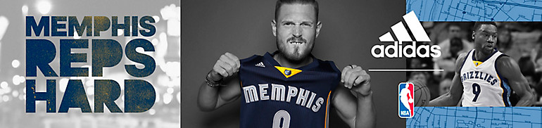 Memphis Grizzlies Gear