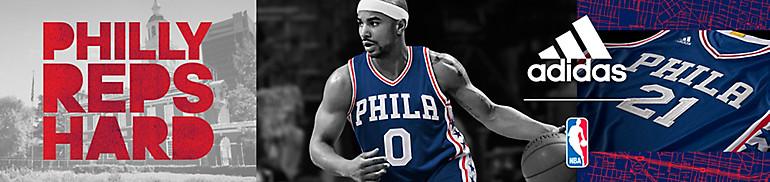 Philadelphia 76ers Gear
