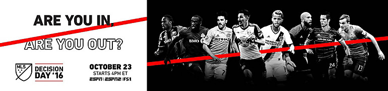 2016 MLS Playoff Teams