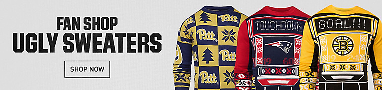 Fan Shop Ugly Christmas Sweaters