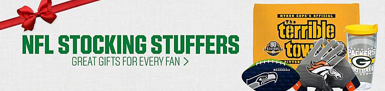 Shop NFL Stocking Stuffers