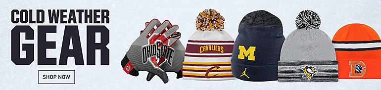 Fan Shop Cold Weather Accessories