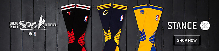 Stance NBA On Court Socks