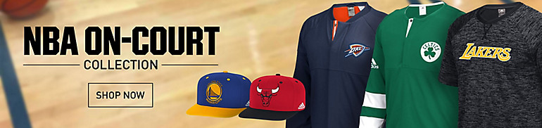 Shop NBA On Court Gear