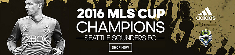 Shop Seattle Sounders 2016 MLS Championship Gear