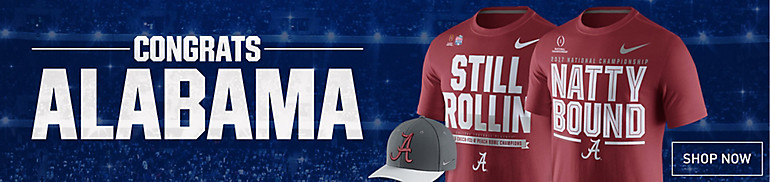 Alabama Apparel and Gear