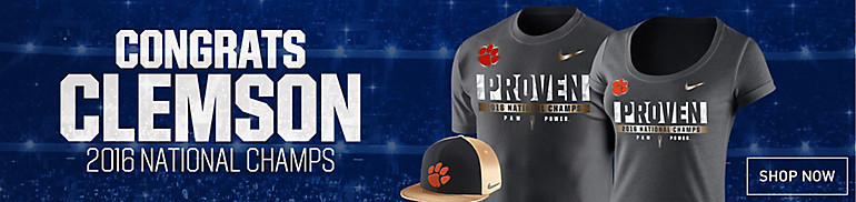 Clemson Apparel and Gear
