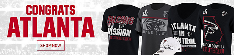 Atlanta Falcons Apparel and Gear