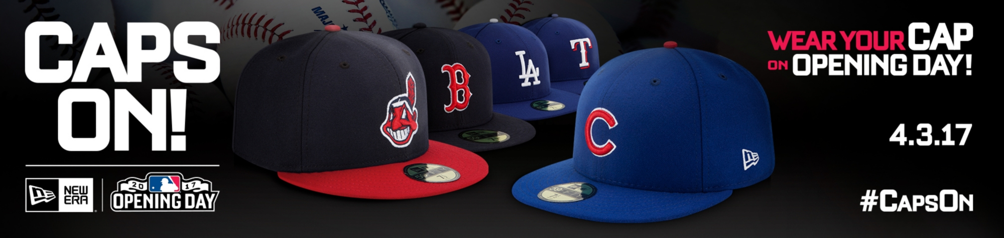 MLB New Era Hats