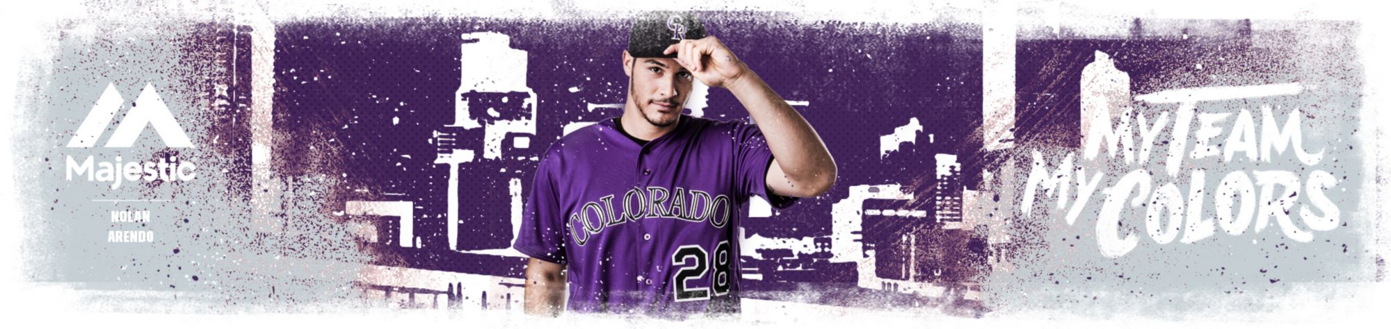 Colorado Rockies Apparel & Gear