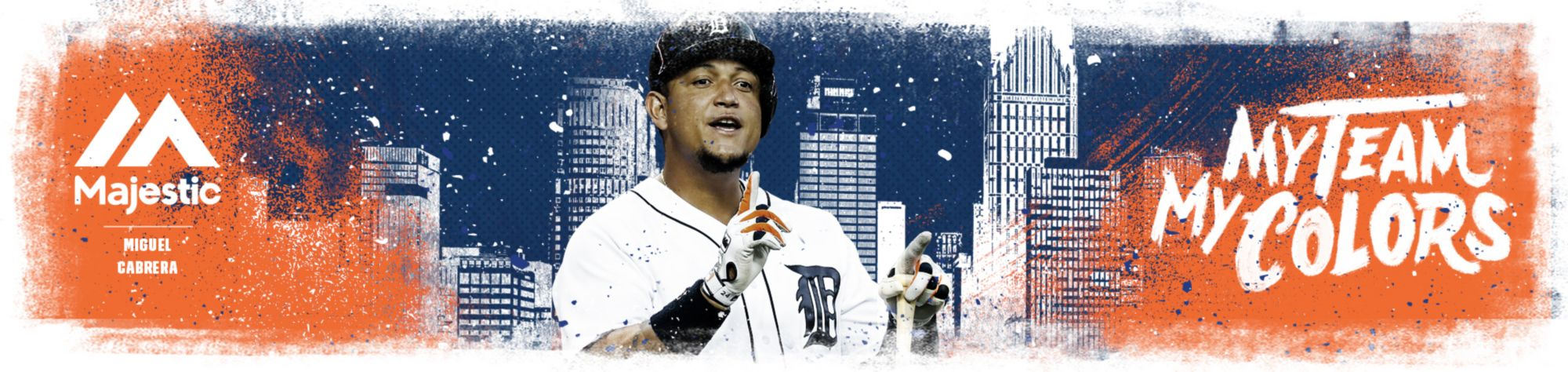 Detroit Tigers Apparel & Gear