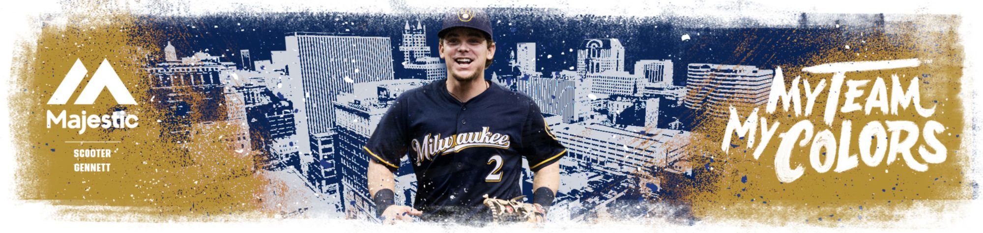 Milwaukee Brewers Apparel & Gear