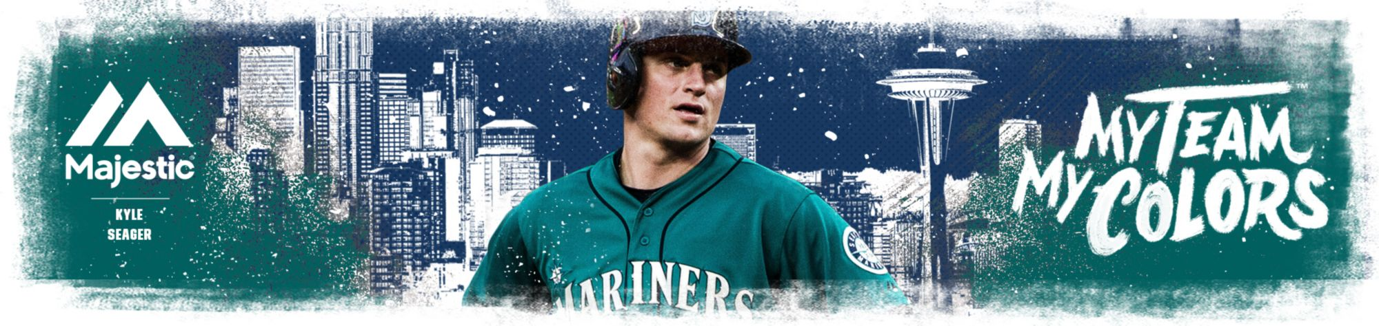 Seattle Mariners Apparel & Gear