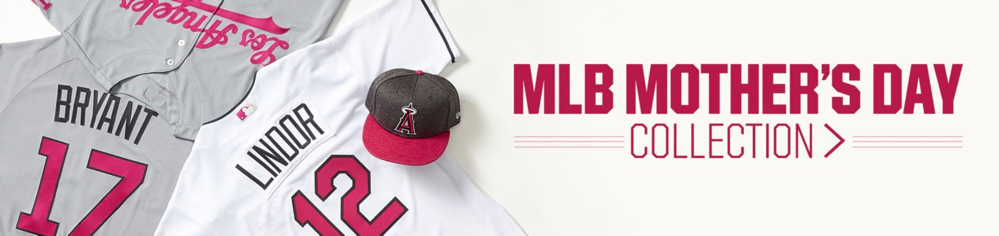 MLB Mothers Day Apparel & Gear