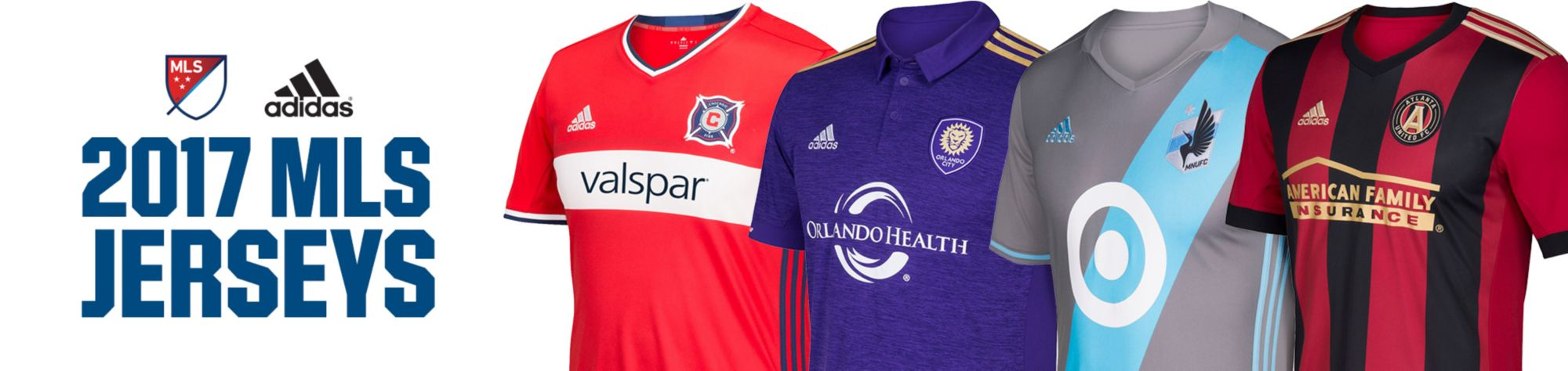 MLS Jerseys