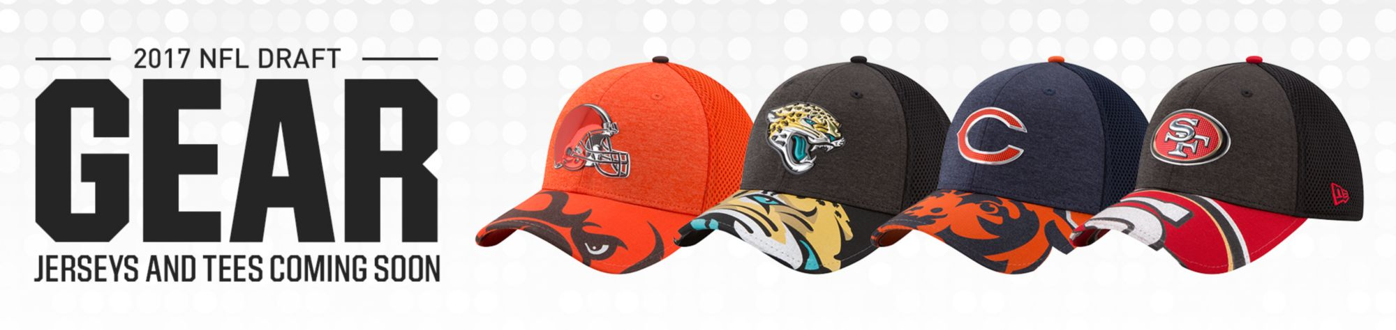 2017 NFL Draft Gear