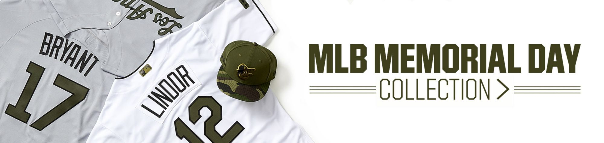 Shop MLB Memorial Day Collection