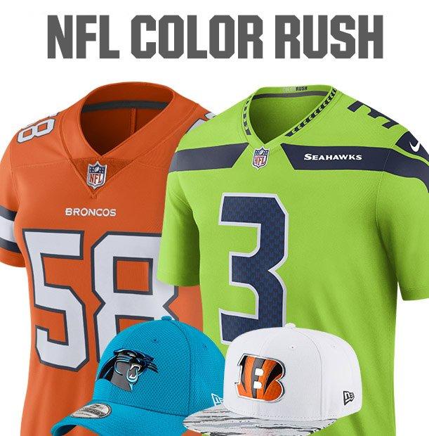 Shop NFL Color Rush