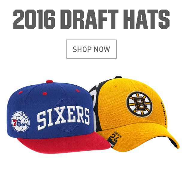 Shop NBA and NHL Drafts