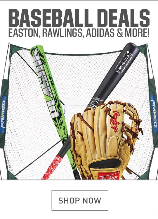 Shop Baseball Deals
