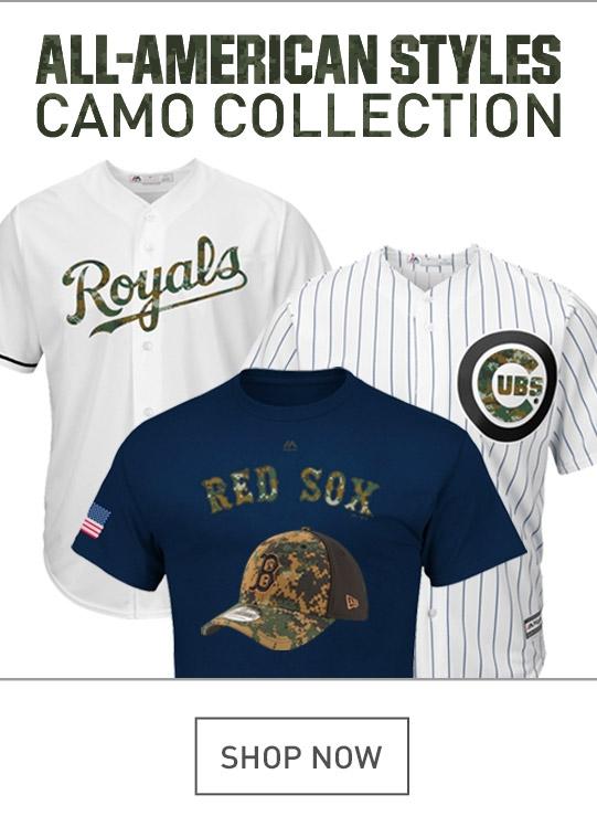 Shop MLB Camo