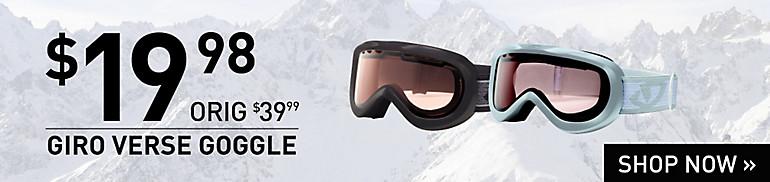 Shop Giro Verse Goggles
