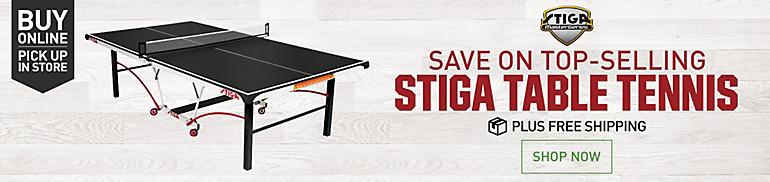 Shop Stiga Free Shipping