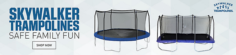 Shop Skywalker Trampolines