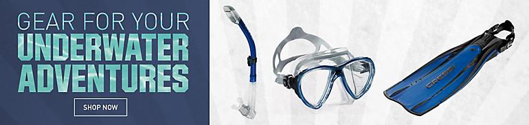 Shop Snorkel Gear