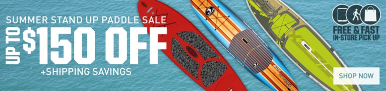 Summer Stand Up Paddle Sale