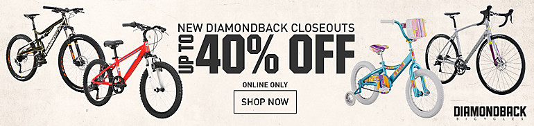 Shop Diamondback Closeout