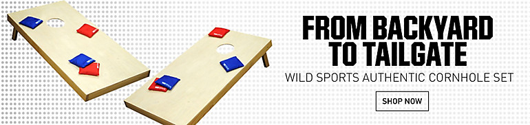 Wild Sports Authentic 2 x 4 Cornhole Game