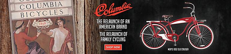 Shop Columbia DLX Bikes