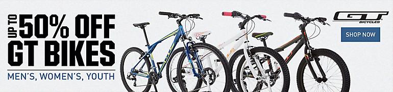 Shop GT Bikes