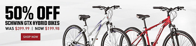 Shop Schwinn GTX Bikes