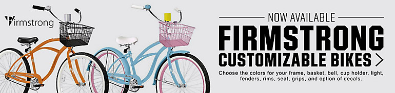 Customize Firmstrong Bikes
