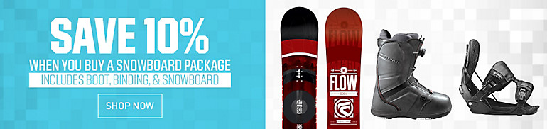 Shop Snowboard Package