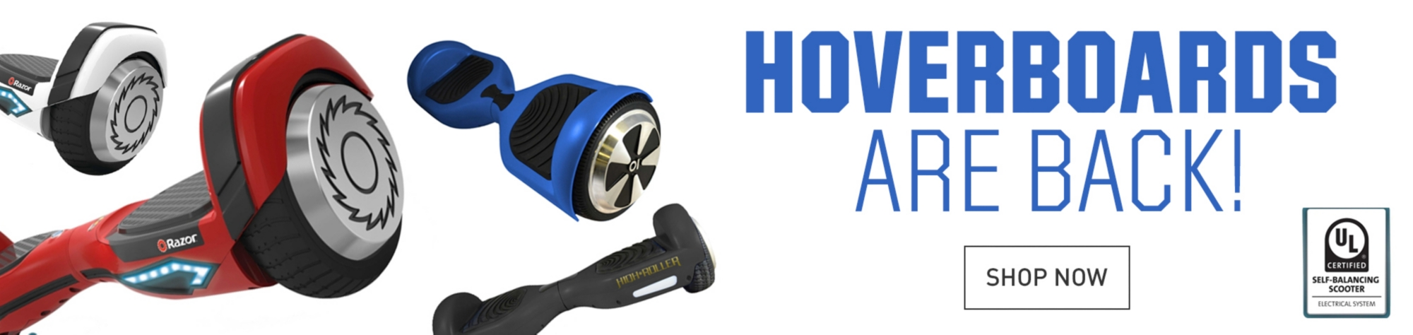 Shop Hoverboards